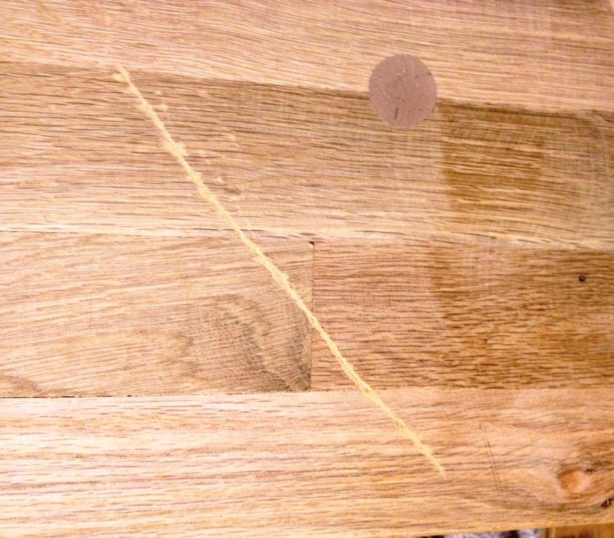 Wood Filler Tips Scratched wood floors, Hardwood floor