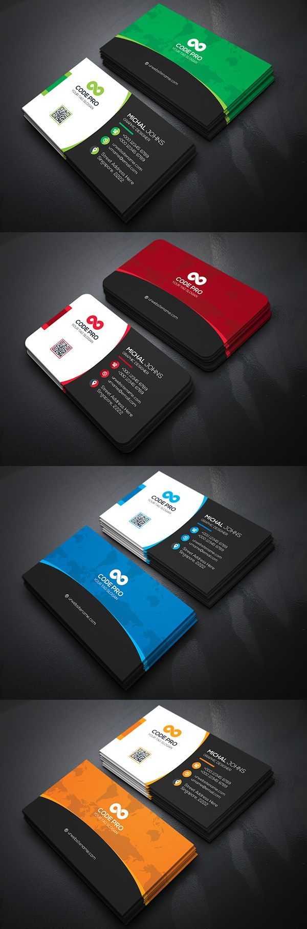 Creative Business Card  Medical Business Card