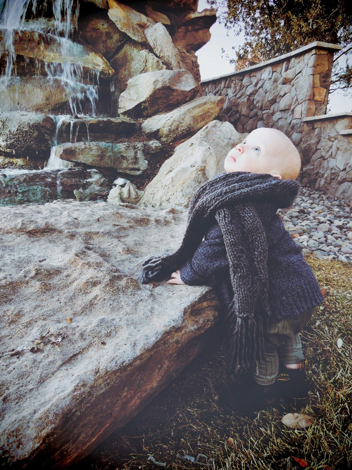 Little man style via Quirkyfeather.com