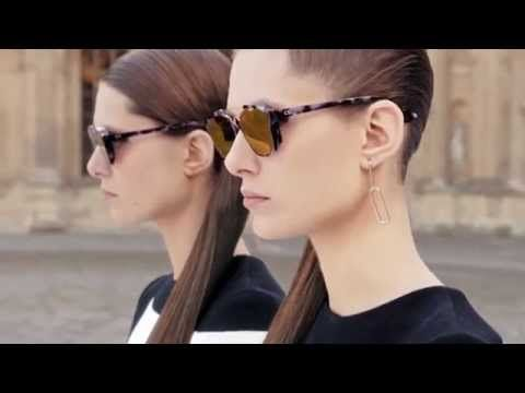 70485adca7a DiorAbstract Glasses - Autumn-Winter 2015-16 Campaign - YouTube · Dior  Abstract SunglassesDior ...