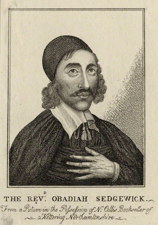 Puritan Preachers | obadiah sedgwick 1600 1658 a puritan preacher and theologian and ...