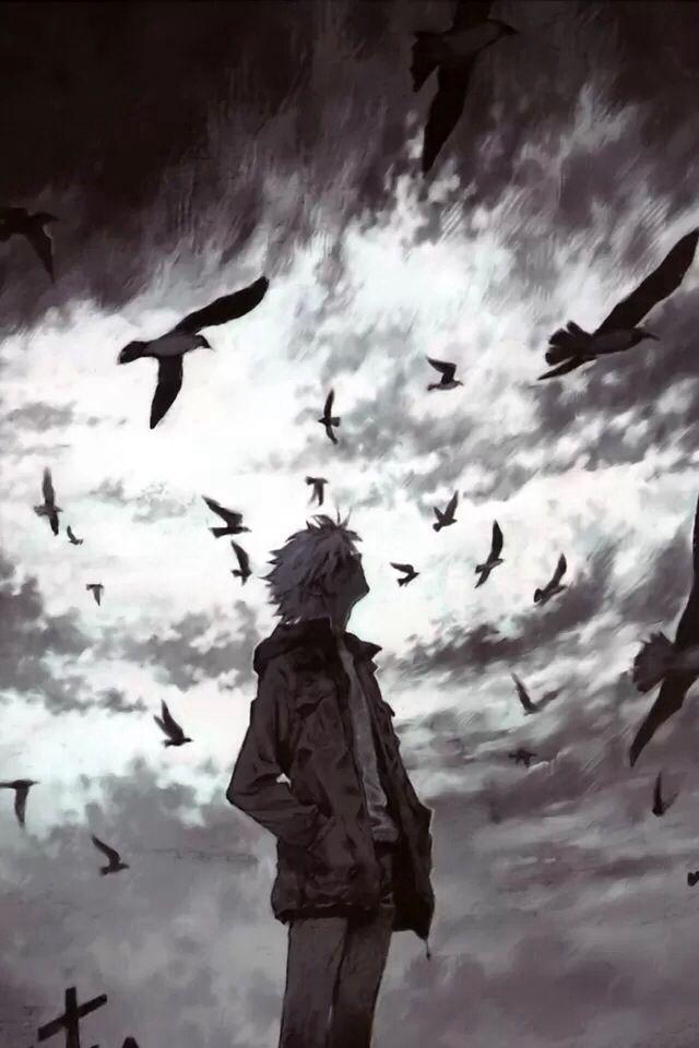 """""""Légy hasonló az égen szálló madárhoz…, aki a törékeny gallyon megpihenve átéli az alatta tátongó mélységet, mégis vígan énekel, mert bízik szárnyi erejében."""""""