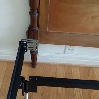 Headboard And Footboard Adapter Conversion Plates Headboard And