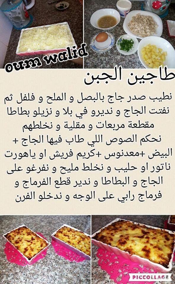 Pingl par froufrou sur pinterest gratin recipes et cooking recipes - Telecharger recette de cuisine algerienne pdf ...