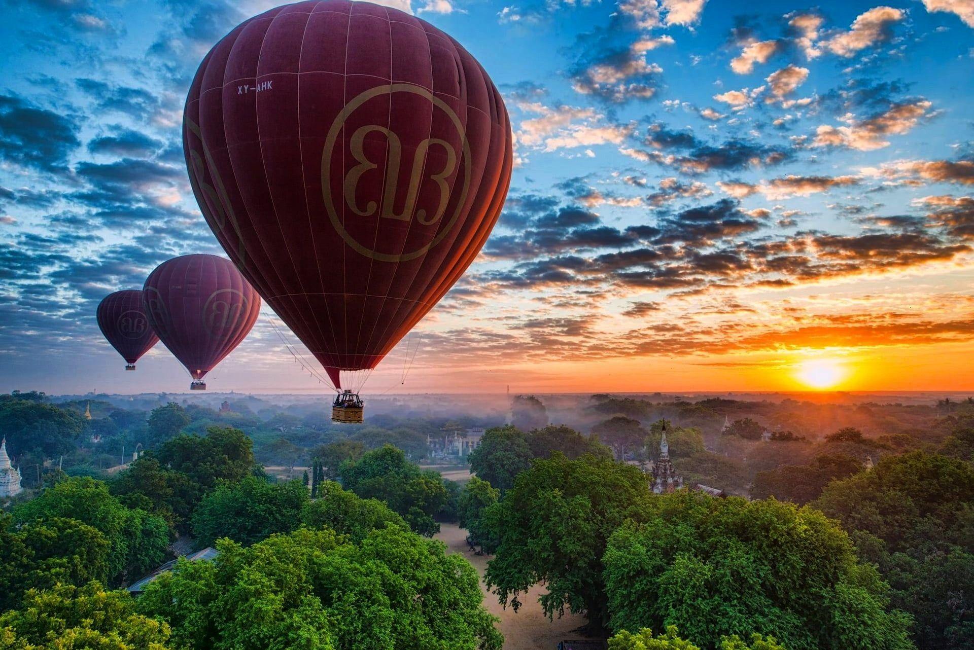 #hdwallpaper #wallpaper #panorama #balloons #myanmar #desktop #sunset #burma #bagan #pagan #1080p #three #pink #sky #thethree pink hot air balloons the skythree pink hot air balloons the sky  Take a look at our fairytale air balloon flight in Cappadocia.  . . .  hot air ballooning  Hot air ballooning in Cappadocia, Turkey  Blumenmarkt, Vietnam  Life holds special magic for those who dare to dream ... ✭☾٠·˙✧ via @nois7 💫  Bali's Longest Infinity Pool at Padma Resort Ubud  singapore_reflect...