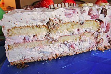 Yoghurette Torte 1 Creme
