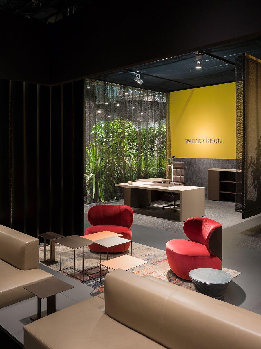 FLEXFORM stand at Salone del Mobile Milano 2015 ...