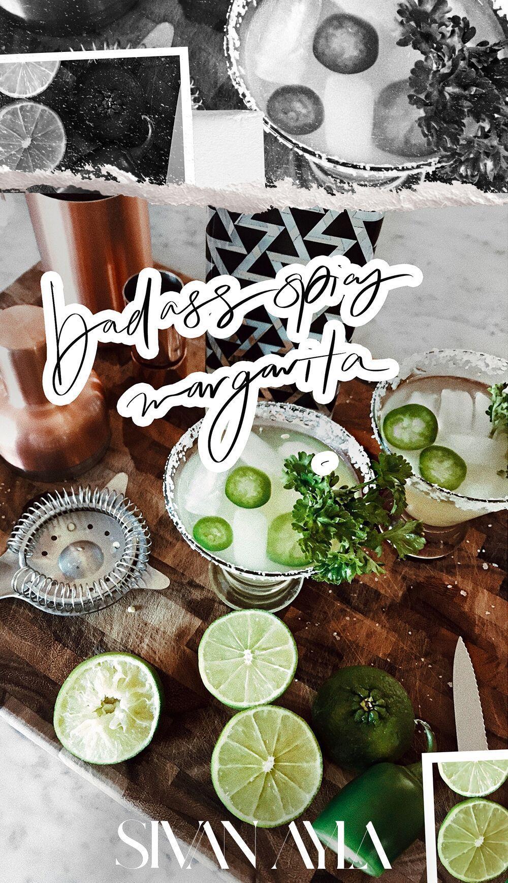 #cocktailrecipe #spicymargarita