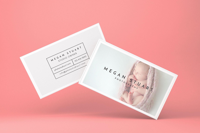 Newborn Photography Business Card Template Mockaroon Photography Business Cards Template Newborn Photography Business Cards Photographer Business Card Template