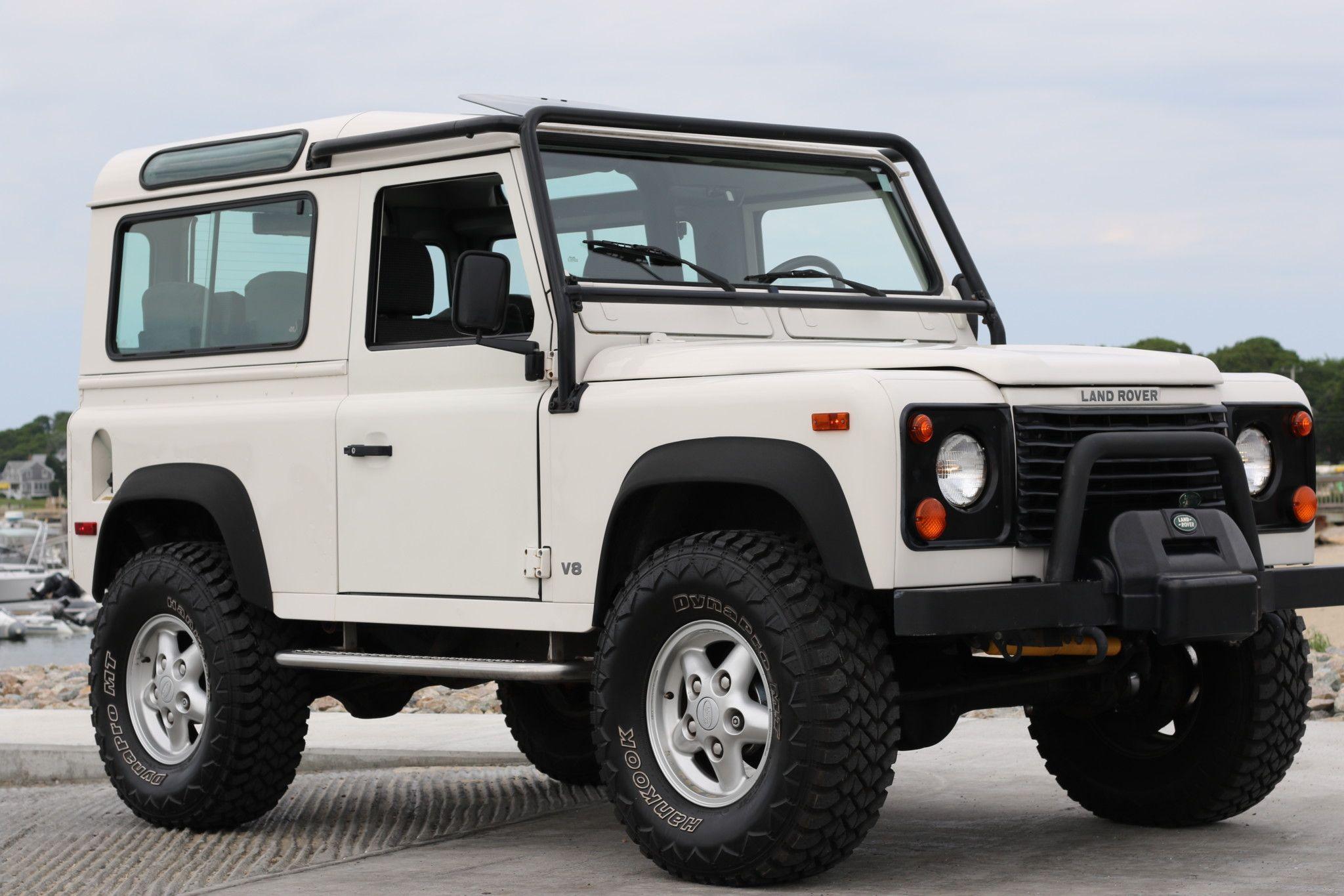 1994 Land Rover Defender 110 Worldwide Vintage Autos Land