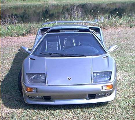 lamborghini kit car diablo replicas replicars exotic roadster fiero