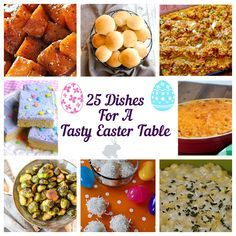 25 Dishes For A Tasty Easter Table