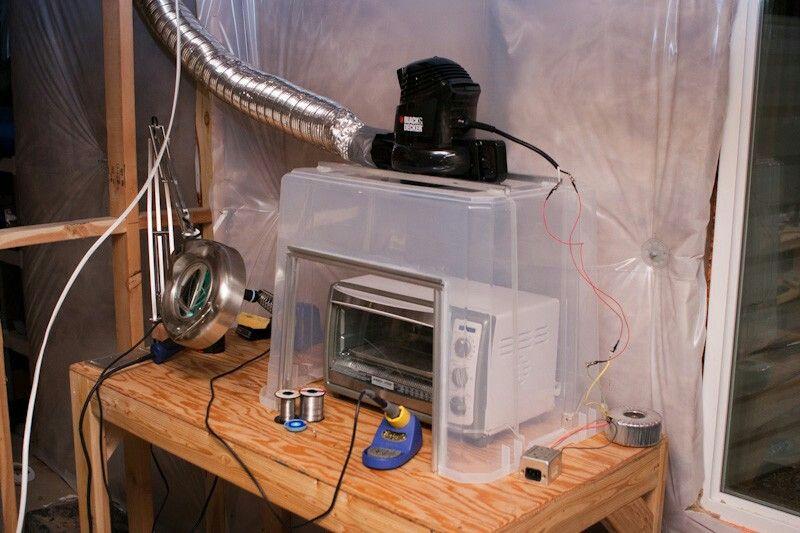 Diy welding fume extractor fume hood diy welding fumes