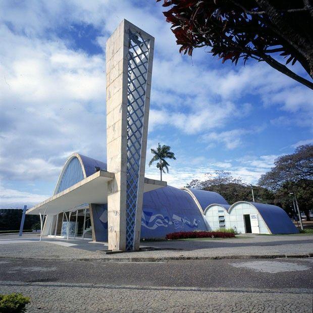 Uma Ode A Oscar Niemeyer Arquitetura Moderna