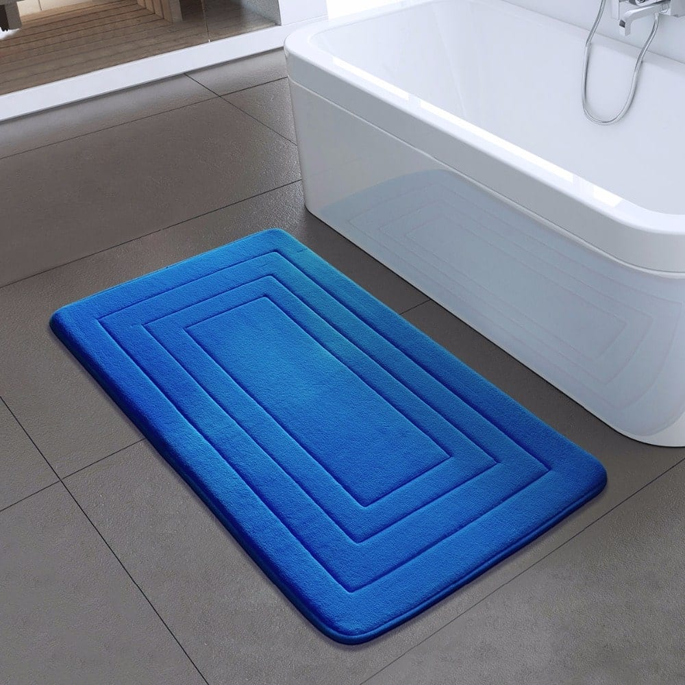 Modern Bath Mats And Rugs Bathroom