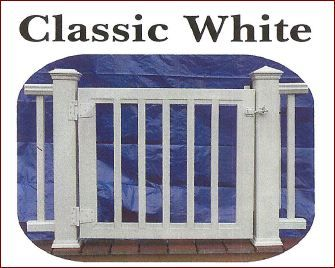 Home - Trex Custom Deck Gates / Located in Rockland County