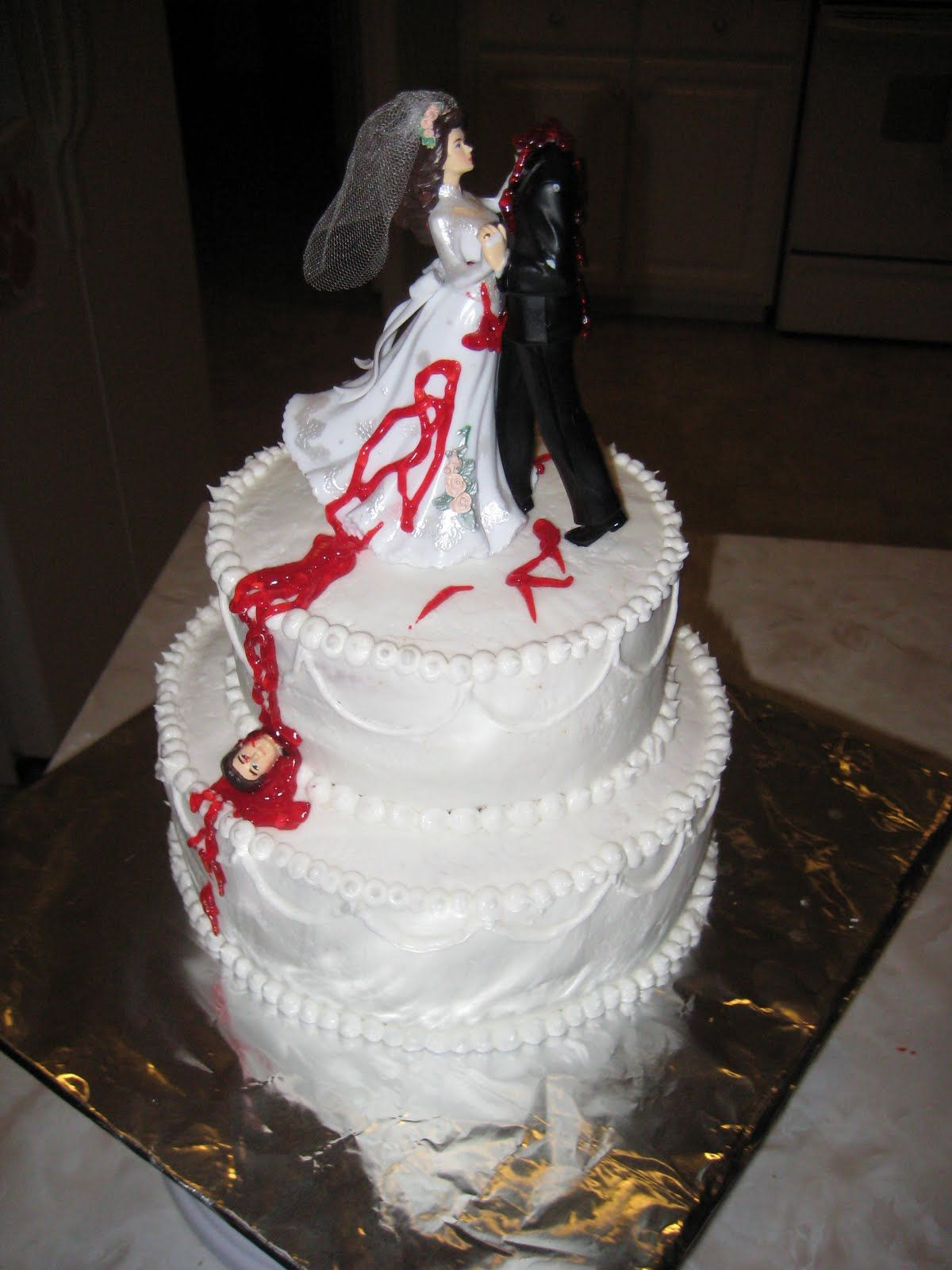Pin On Divorce Party Cakes