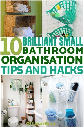 Photo of 11 Amazing Bathroom Organization Ideas That'll Make Your Life Easy