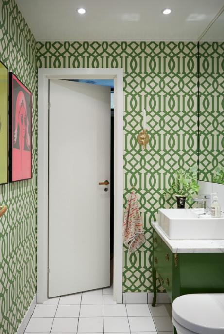 Modern Room Colour Ideas New Bathroom Wallpaper Bathroom