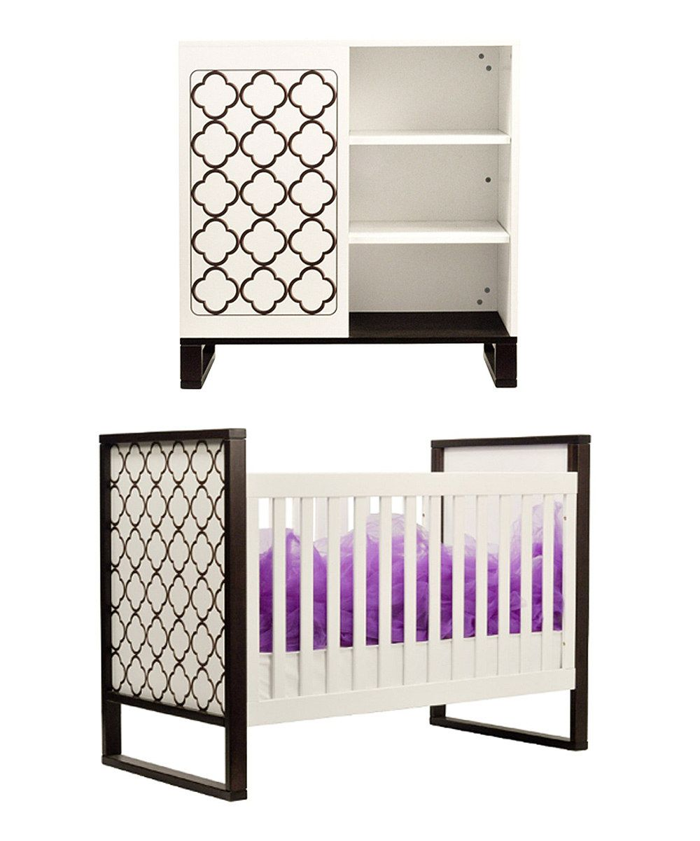 Nursery Accent Wall Babyletto Espresso: Babyletto Espresso 3-in-1 Convertible Crib & Changing