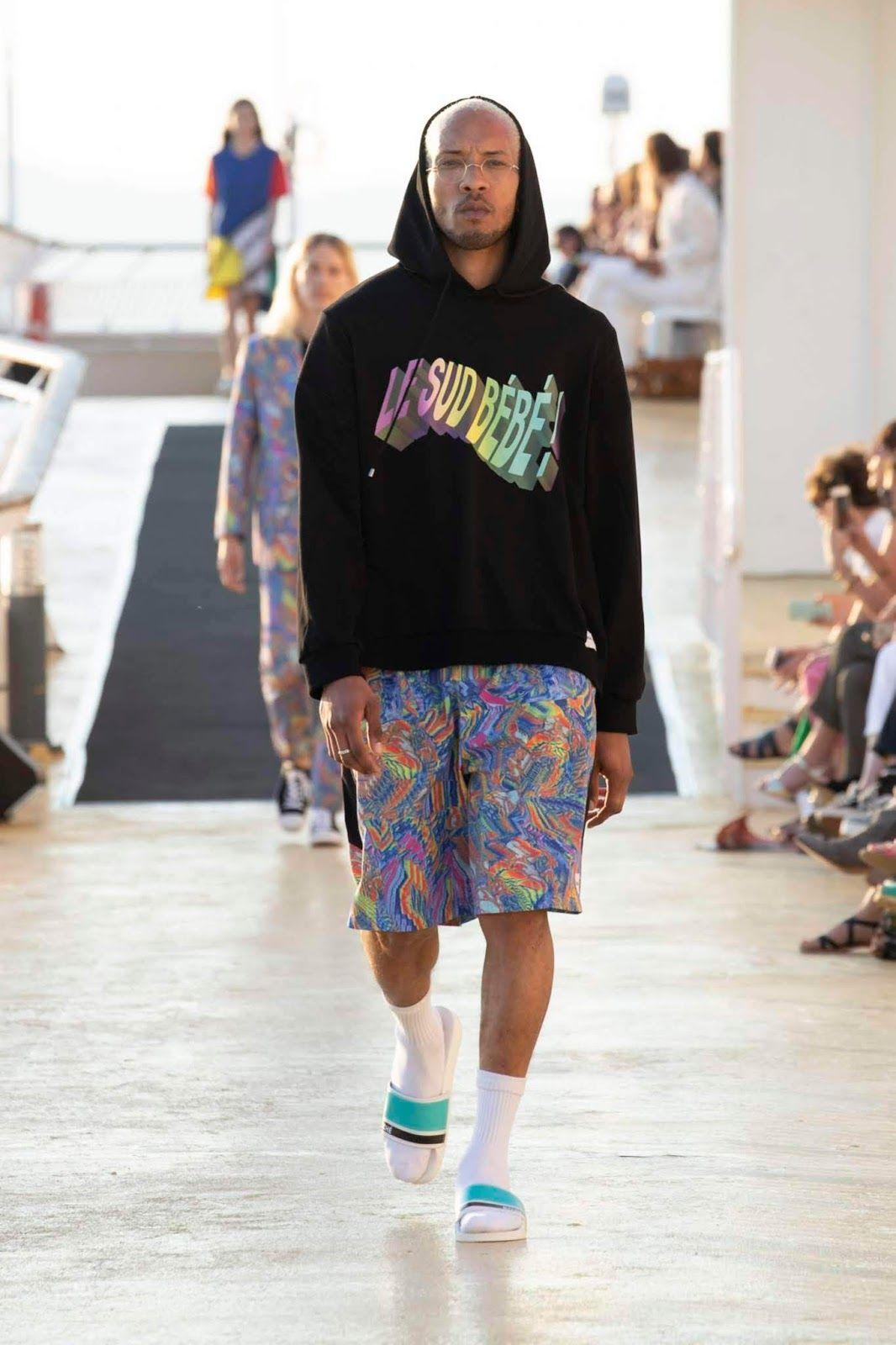 Koche Spring Summer 2019 Paris Fashion Week Retro Pinterest