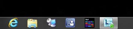 Windows 8 A Simple Start Screen Button Start Screen Simple