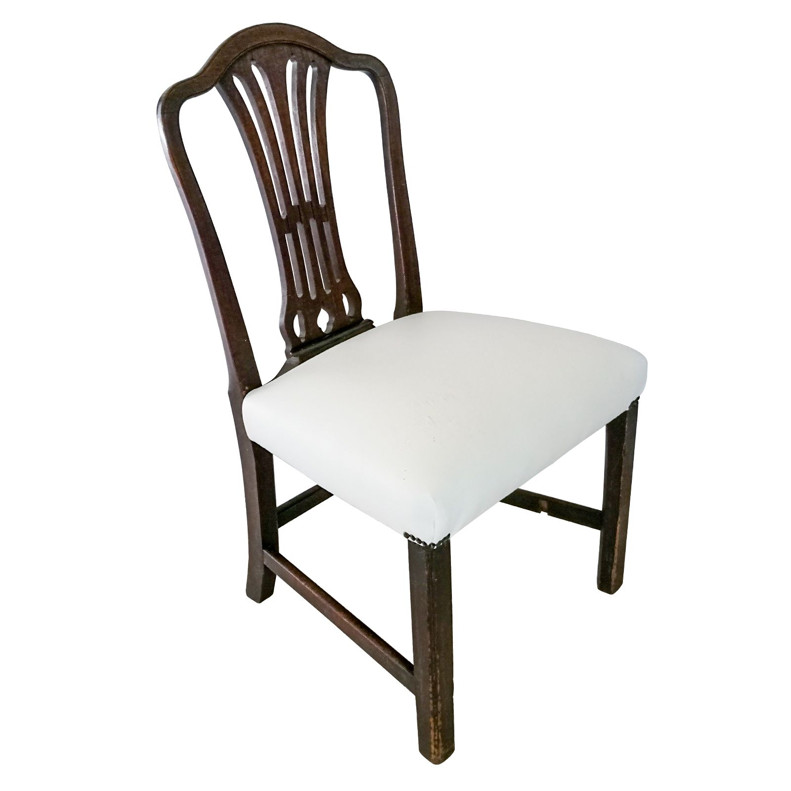 Pleasant Stylish Antique Georgian Dining Chair In Mahogany That Would Machost Co Dining Chair Design Ideas Machostcouk