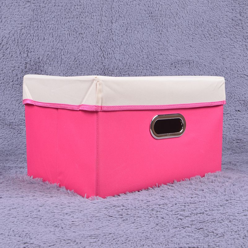 Large Folding Oxford Cloth Waterproof And Dust Proof Clothes Storage Box Document Finishing Box Clothes Storage Boxes Storage Box Clothing Storage