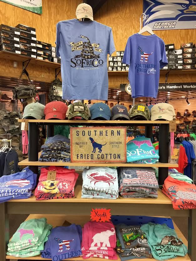 southern fried cotton wholesale southern cotton clothing