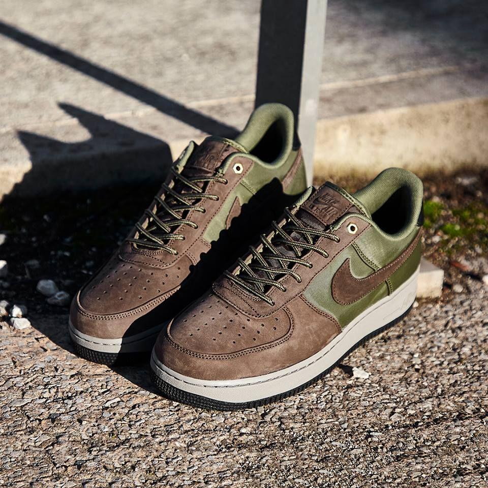 1 – Force Air 07 Nike Premier Baroque Artofit Brown Army WDH2E9IY
