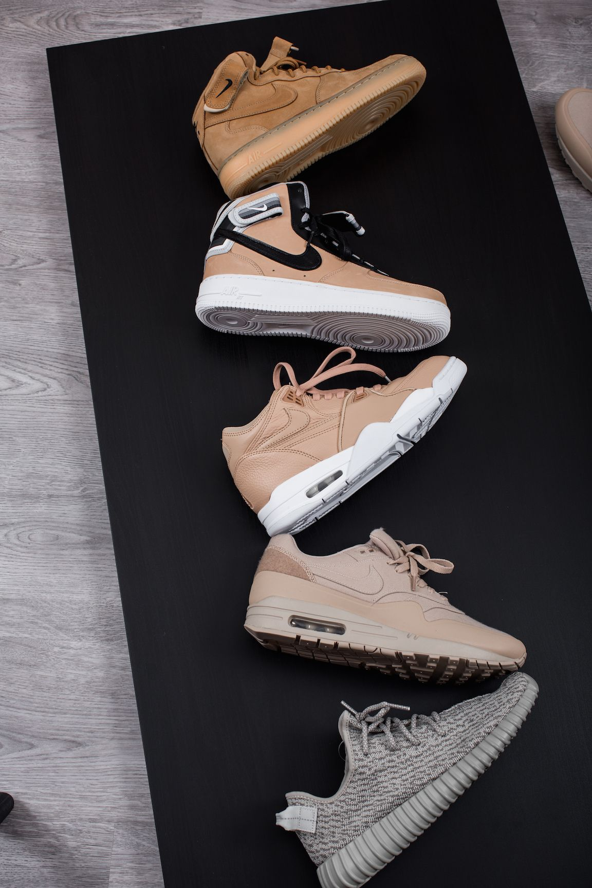 detailed look 85c70 db778 Nike - NikeLab Air Max 1 Royal faux suede and leather sneakers. Follow  Stilinovic, for your daily dose of men fashion! Use the code stilinovic and  shop with ...