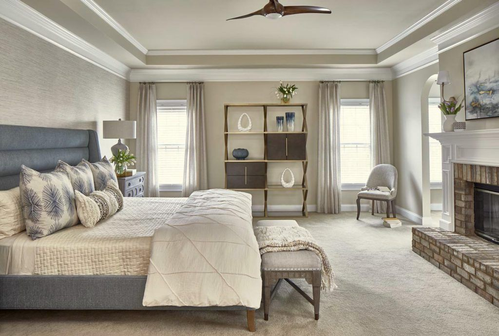 Your Organic Bedroom: Our Most Recent Master Suite Decoration Project, Organic