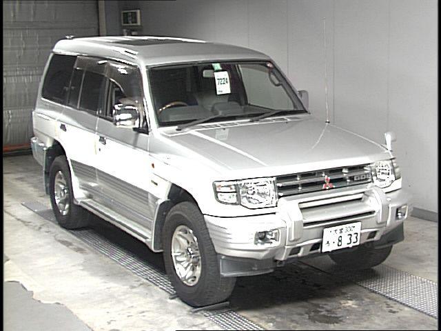 1998 Mitsubishi Pajero Pictures Mitsubishi Pajero Mitsubishi