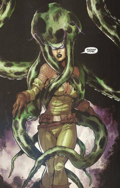madame hydra secret warriors
