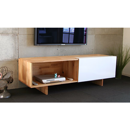 Mash Studios Lax Entertainment Shelf Media Storage Shelving Storage Furniture Interieur Meubels Schuifdeur