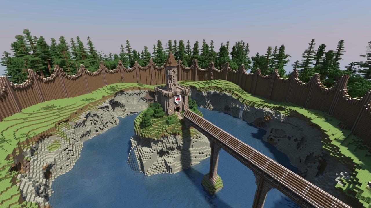 Minecraft Fortress Spawn Minecraft Creaciones De Minecraft