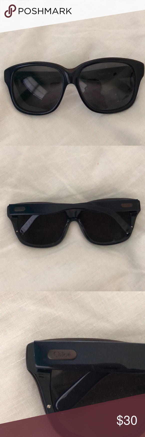 701c93a33f9f Chloe sunglasses Cute older style Chloe sunglasses big frames Celine Accessories  Sunglasses