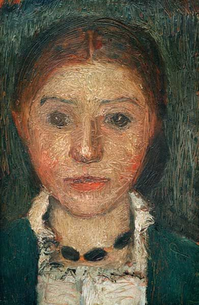 Paula Modersohn-Becker-Selbstbildn.1903