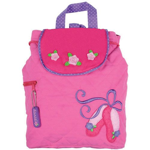 every little ballerina needs a backpack for her stuff