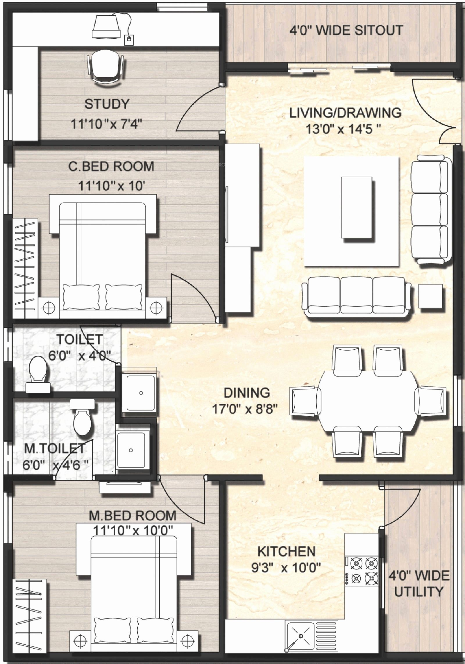 900 Sq Ft Duplex House Plans Google Search Wangi Home Duplex House Plans 2 Bedroom Indian House Plans 1200 Sq Ft House Small House Plans