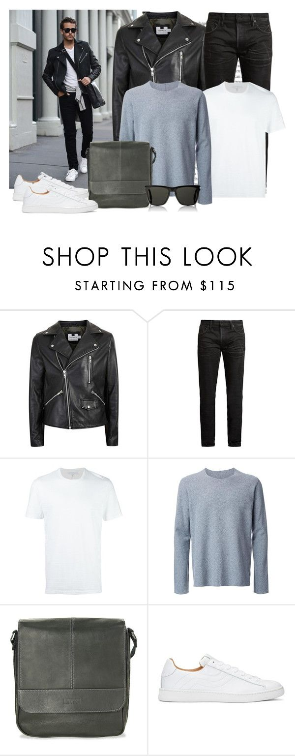 """""""My kind of guy"""" by danniss ❤ liked on Polyvore featuring Topman, MasterCraft Union, Neil Barrett, Kazuyuki Kumagai, Kenneth Cole Reaction, Marc Jacobs, Yves Saint Laurent, men's fashion and menswear"""