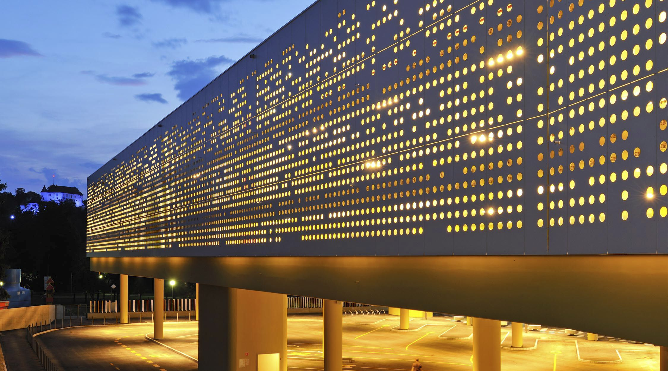 Image result for perforated building facades