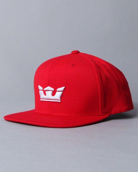Supra Crown Starter Snapback Cap 5-23-12  azzure ozaeta  d525aaf28822