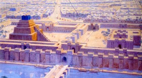Esagila +ETEMENANKI | Epic of gilgamesh, Babylon, History