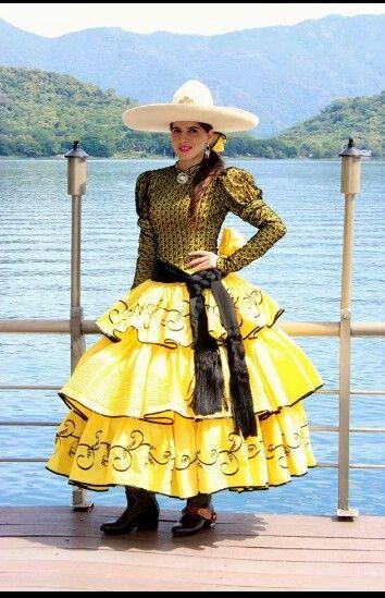 Escaramuza Vestidos Escaramuza Vestidos Mexicanos Para