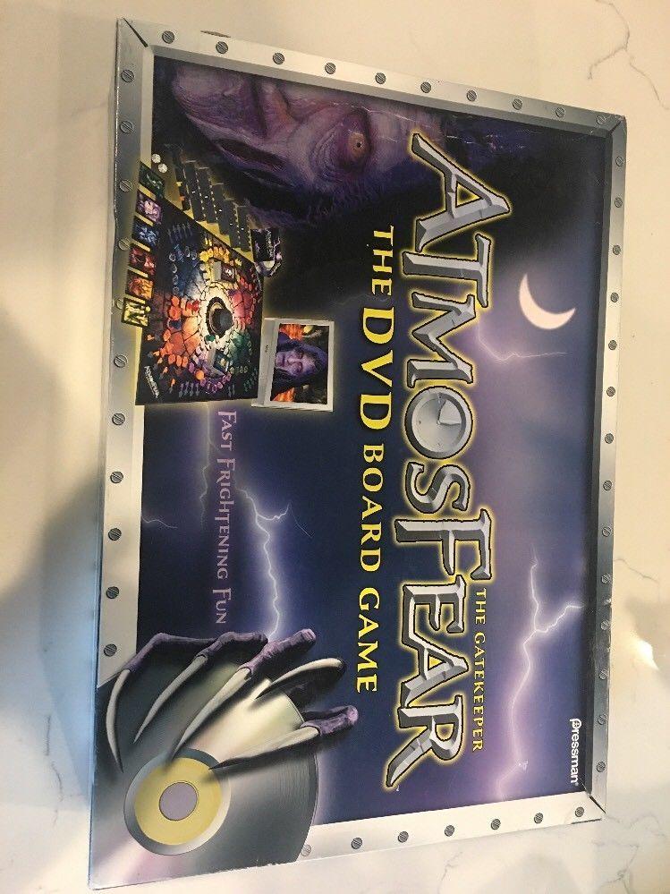 The gatekeeper dvd game