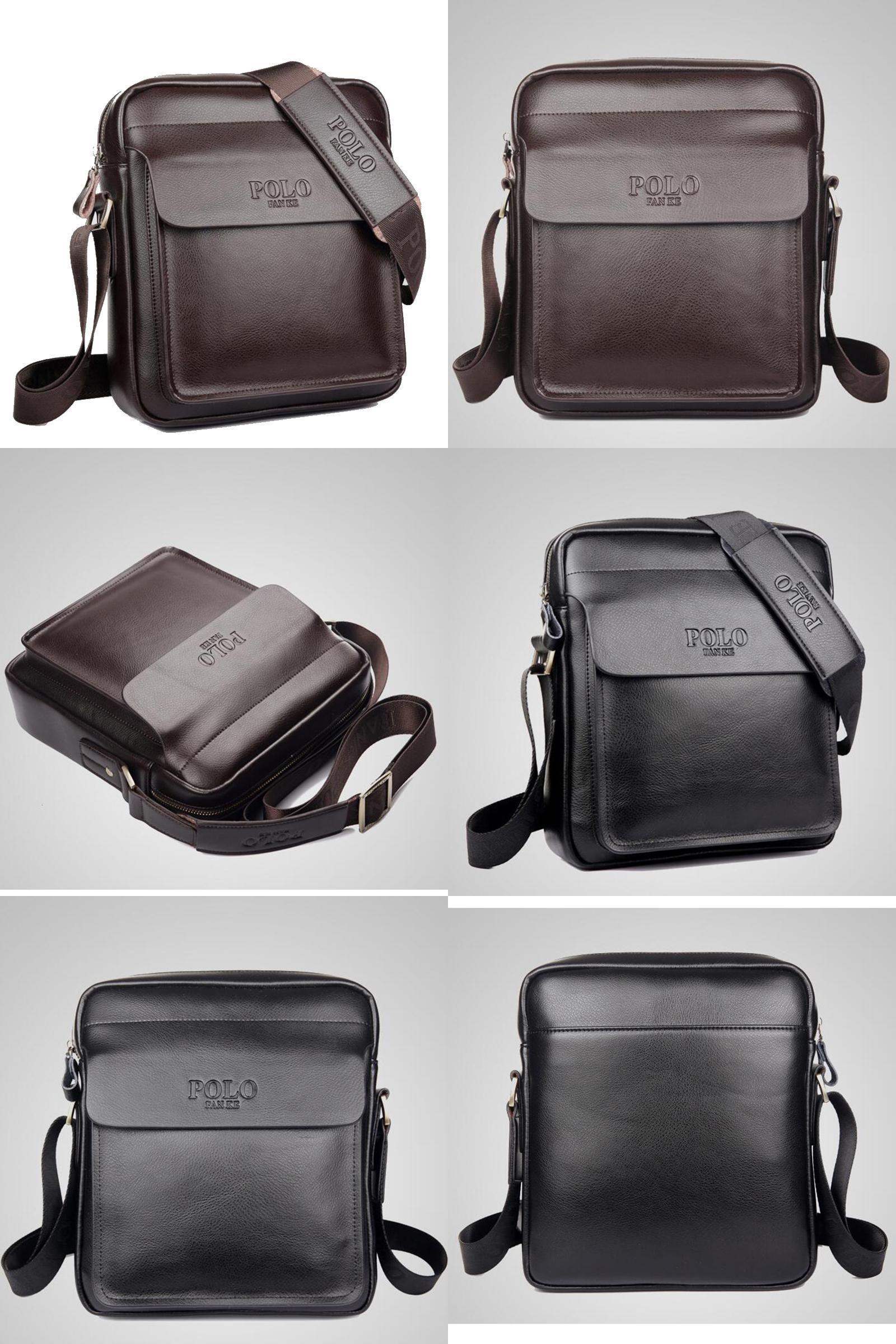 f1dd8e5b1c11  Visit to Buy  TOP POWER Men Shoulder bag Genuine leather Men Bag Classical  Messenger