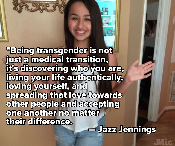 Accepting being a transvestite