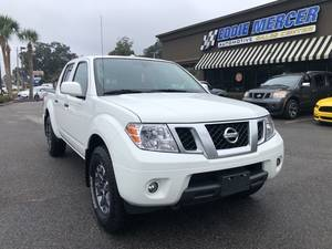 2018 Nissan Frontier Pro 4x Pensacola Florida Cars For Sale Used Cars Pensacola