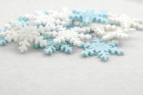 Etsy Frozen Cake Decorations : Snowflake Cake Toppers by BakeryCakery on Etsy, ?1.45 ...